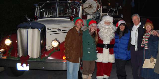 Historic City Park Holiday Extravaganza!