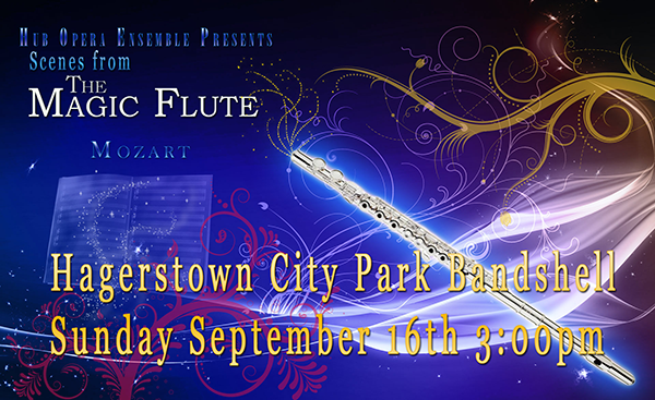 First Arts in the Park: The Magic Flute