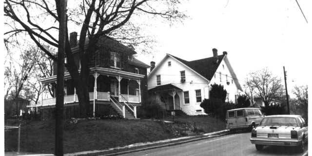 National Historic Registry Photos – Brown Avenue, Hagerstown Maryland