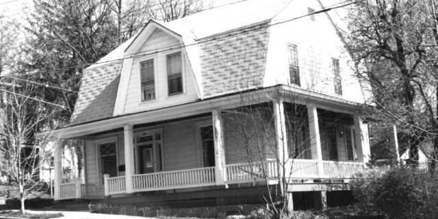National Historic Registry Photos – Guilford Avenue, Hagerstown Maryland