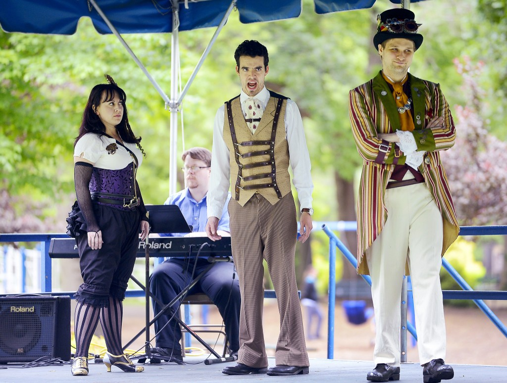 Don Giovanni In The Park