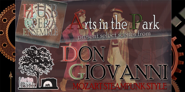Arts in the Park: Don Giovanni